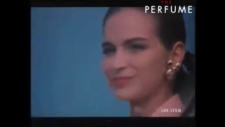 Yves Saint Laurent Paris Reklamı 1985
