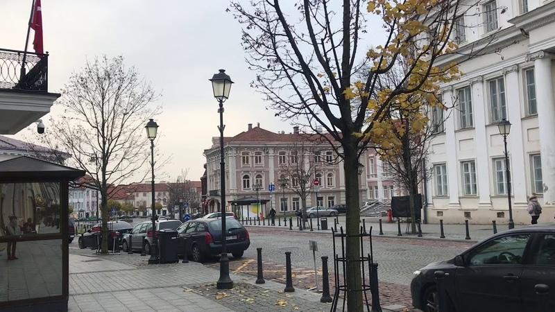 Прогулка с Natalex 234 дворец Абрамовичей vilnius