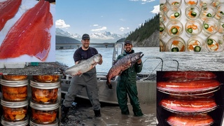 Dip Netting Alaska's Copper River Salmon, Harvest to Table!