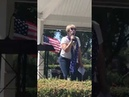 MAJOR SUCCESSES of THE HEALTHY AMERICAN Peggy Hall at the OC PATRIOT RALLY