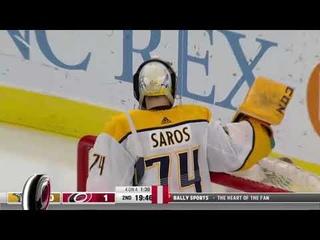 Andrei Svechnikov's brilliant goal vs Predators (2021)