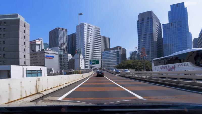 首都高ドライブ 2019 夏 4 - C1 - 5 - C2 - B - 11- C1 - 4 [車載動画 2019/08] 東京 🇯🇵