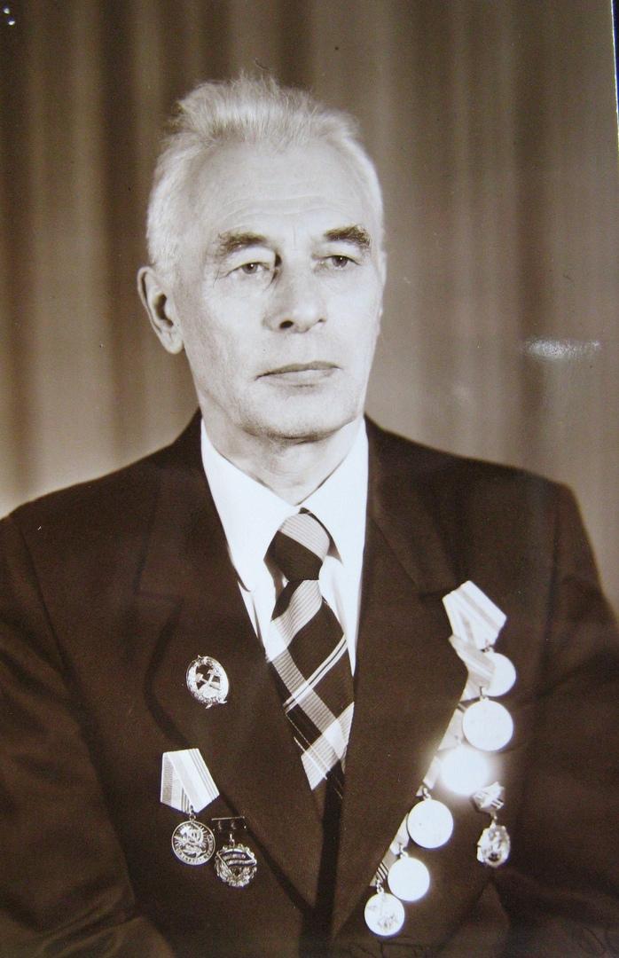 Батлук Михаил Иванович