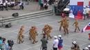 Песня Чунга чанга - детский танец в центре Екатеринбурга