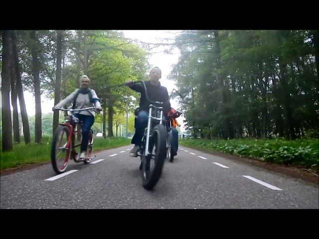KTC @ Ride Your Bike CCZ Pentecost Cruise Zwolle 2013