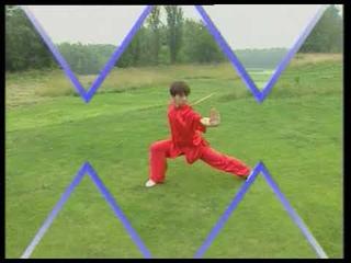 The six dan cudgel form. Complite demonstration / 6 дуань Гунь-шу (шест)