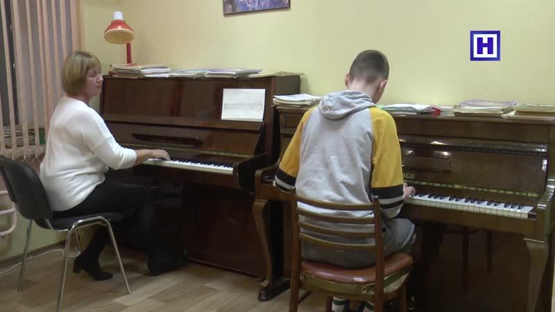 70 лет музыкальной школе
