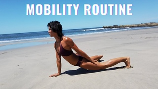 Advanced Mobility and Core Routine - Shoulder and Spinal Mobility + CORE Strength - Follow Along!