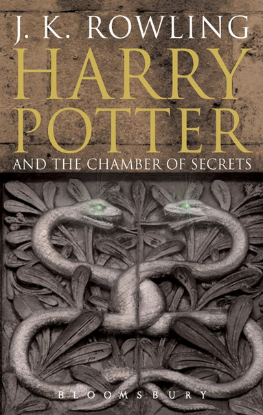 Joanne Rowling - HP#2 - Harry Potter and the Chamber of Secrets