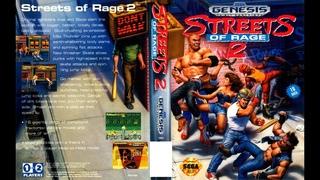Улицы Ярости 2 прохождение Streets of rage 2 Sega Ретро игры