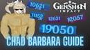 F2P DPS BARBARA GUIDE TEAM BUILD - GENSHIN IMPACT