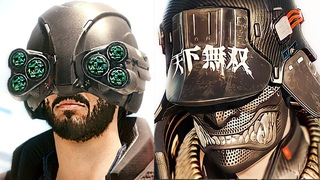 CYBERPUNK 2077 - Epic Max Tac Combat & Brutal Samurai Stealth Kills [Cinematic Style]