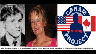 Missing 411- David Paulides Presents the case of Kat Hammontre & Donald Curtis lost in the wild.