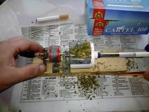 Машинка для набивки сигаретных гильз/cigarette machine