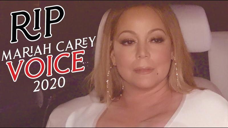 RIP Mariah Carey's Voice 2020
