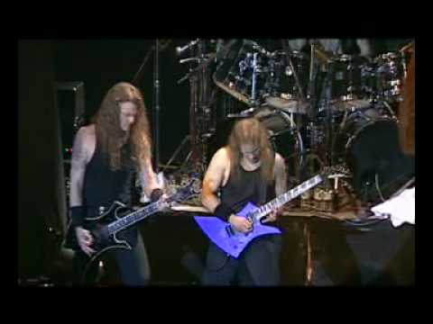 Iced Earth Watching over me Alive in Athens 1999