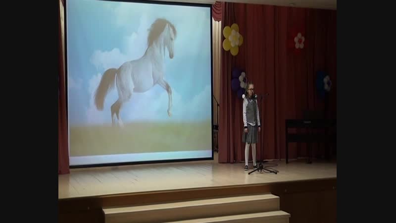ШКОЛА 656 Конкурс талантов Юлия Джосан 3 класс А