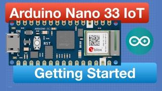 Arduino Nano 33 IoT - Getting Started