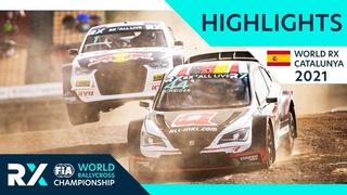 Highlights Day 1 - World RX of Catalunya 2021