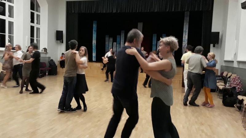 Narečenka (Латвийские шаги) - Baltijas Danču Naktis 2019 (22.11.19)