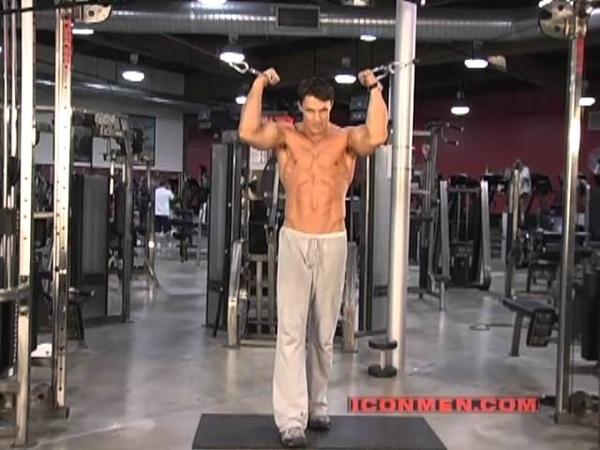 Greg Plitt - Hammer Curl (Bodybuilding)