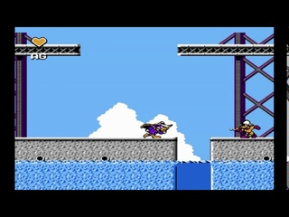cheat mod - Darkwing Duck - (nes)