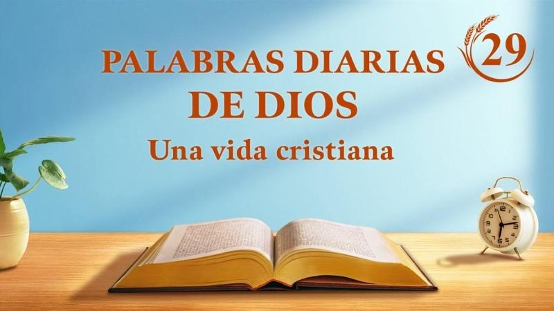 Palabras diarias de Dios | Fragmento 29 | La verdad interna de la obra de conquista (1)