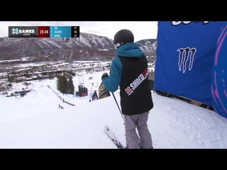 MEDAL RUNS_ Women's Ski Big Air _ X Games Aspen 2021