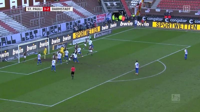 • 22 Spieltag FC St. Pauli 32 SV Darmstadt 98 20022018