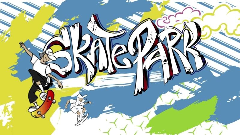 Скейтпарк в Бресте