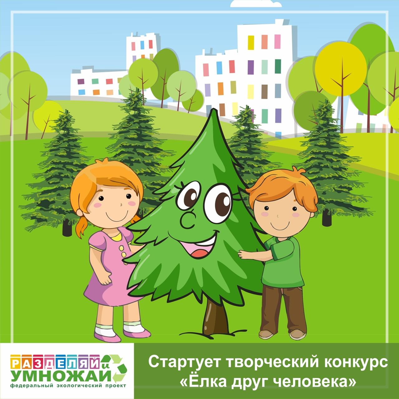 Новый творческий конкурс «Елка – друг человека» стартовал в Москве