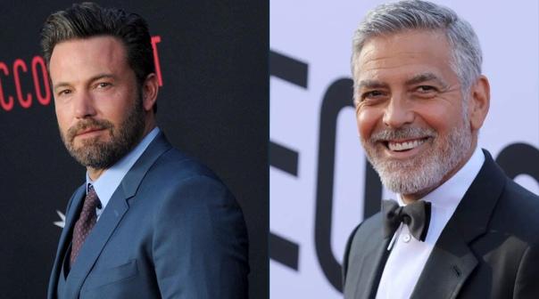 Бен Аффлек претендует на главную роль в новом фильме Джорджа Клуни