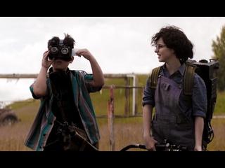 Охотники за привидениями Наследники 💥 Русский трейлер #2 💥 Фильм 2021