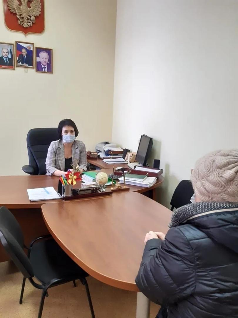 В Общественной приёмной губернатора в Петровском районе прошёл очередной приём граждан