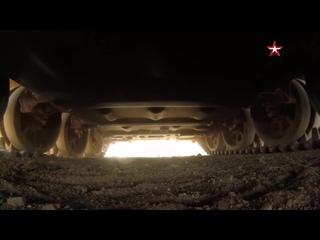 «Ларос-2019»: российские танкисты готовятся к старту учений с Лаосом (1)