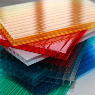 Сотовые поликарбонатные стекла - зеленые строительные решения