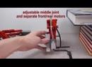 Как из LEGO создать машинку вездеход