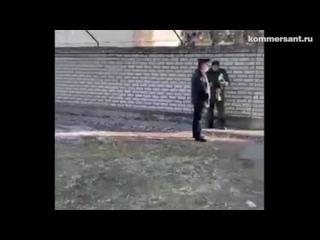 Шесть человек пострадали при подрыве смертника возле здания УФСБ по Карачаево-Черкесии