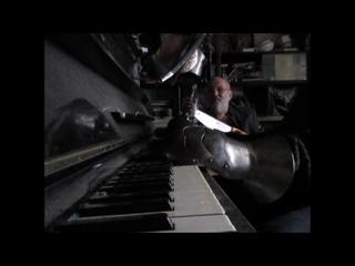 Новогодний вальс Штрауса для фортепьяно в исполнении Рафиева и Сафохина.