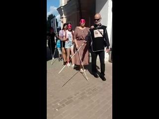 Video by Darya Kapustina