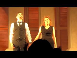 2011 › Отрывок с показа спектакля «Много шума из ничего»
