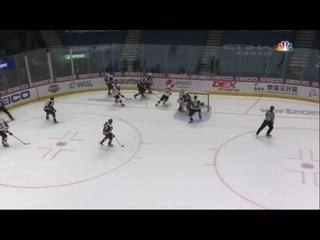 Гусев забил 1-й гол в сезоне НХЛ, сыграв впервые за 3 недели.🚨