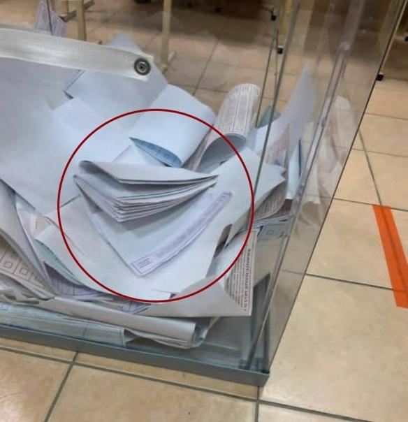 Первый день выборов в Госдуму в фотографияхЗдесь утренние...