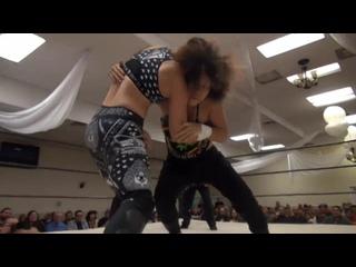 Oedo Tai (Act Yasukawa, Kris Wolf & Kyoko Kimura) vs. Brittany Wonder, Datura & Shayna Baszler