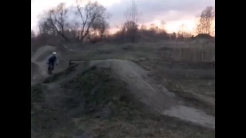Данила Сиротюк.BMX.КАРАНТИН