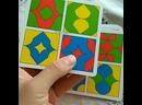 Пикси-кубики СЛОЖИ УЗОР обзор