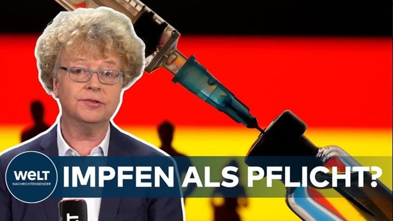 WELT INTERVIEW Prof Lob Hüdepohl vom Ethikrat Impfpflicht derzeit ausgeschlossen