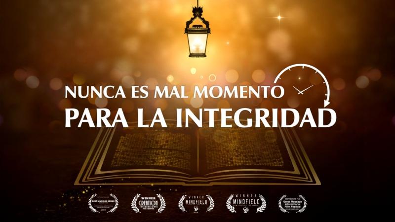 Película cristiana en español latino Nunca es mal momento para la integridad