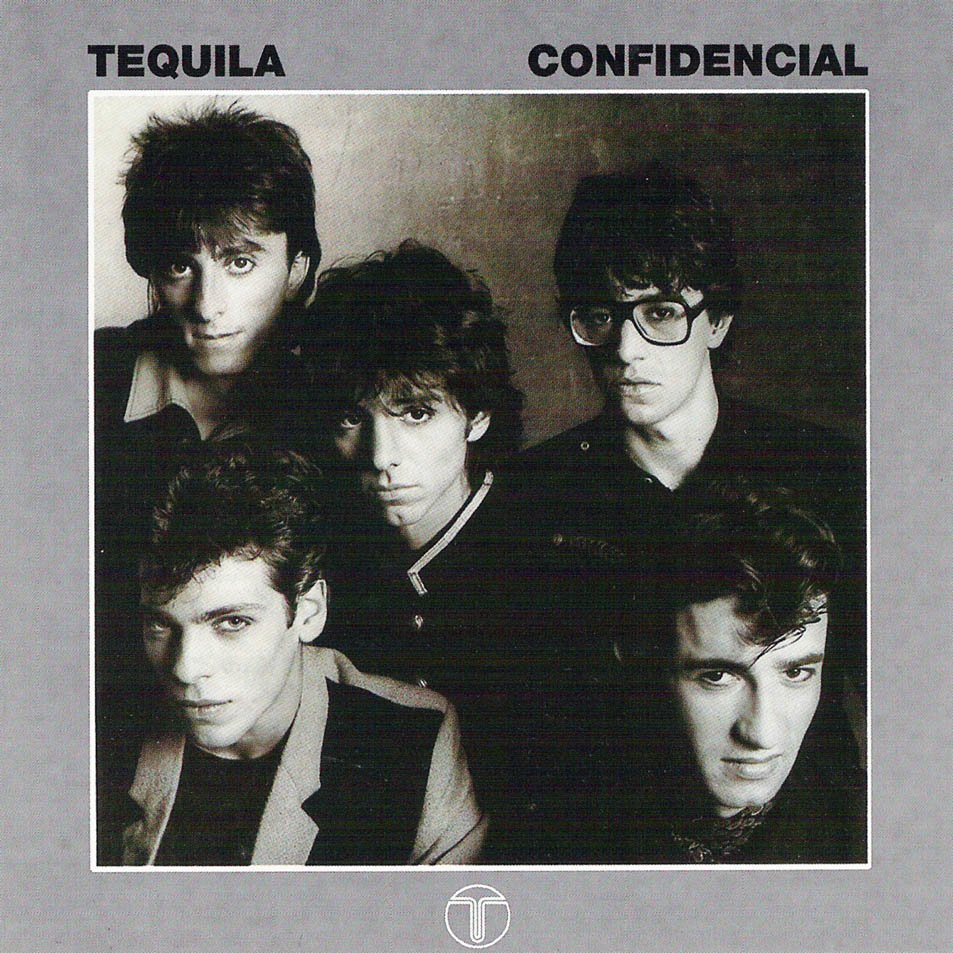 Tequila album Confidencial