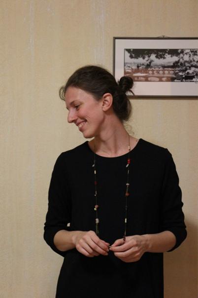 Лиза Ильина, Санкт-Петербург, Россия